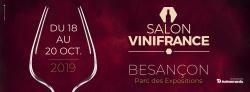 Salon VINIFRANCE Besançon 2019
