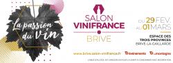Salon Vinifrance Brive-la-Gaillarde 2020