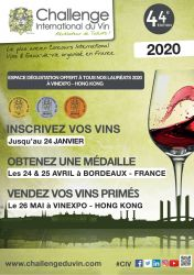 Challenge International du Vin 2020