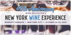Wine Spectator's New York Wine Experience 2020