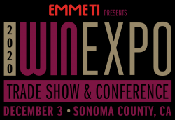 North Coast Wine Industry Expo (WIN Expo) 2020