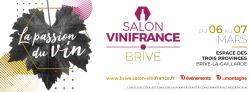Salon Vinifrance Brive-la-Gaillarde 2021
