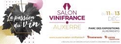 Salon VINIFRANCE d'Auxerre 2020
