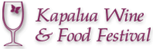 Kapalua Wine & Food Festival 2021