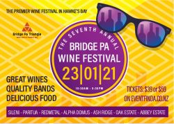 Bridge Pa Wine Festival 2021
