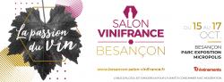 Salon Vinifrance Besançon 2021