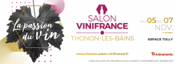 Salon Vinifrance Thonon-les-Bains 2021