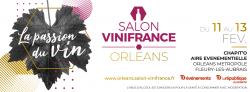 Salon Vinifrance d'Orléans 2022