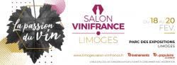 Salon Vinifrance Limoges 2022