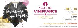 Salon Vinifrance Troyes 2022